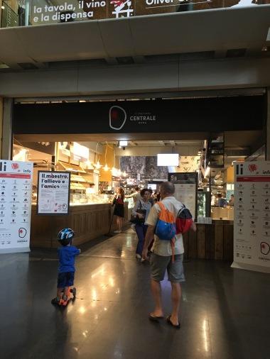 Mercato Centrale, Rome